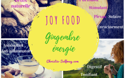 JOY FOOD > Le Gingembre !