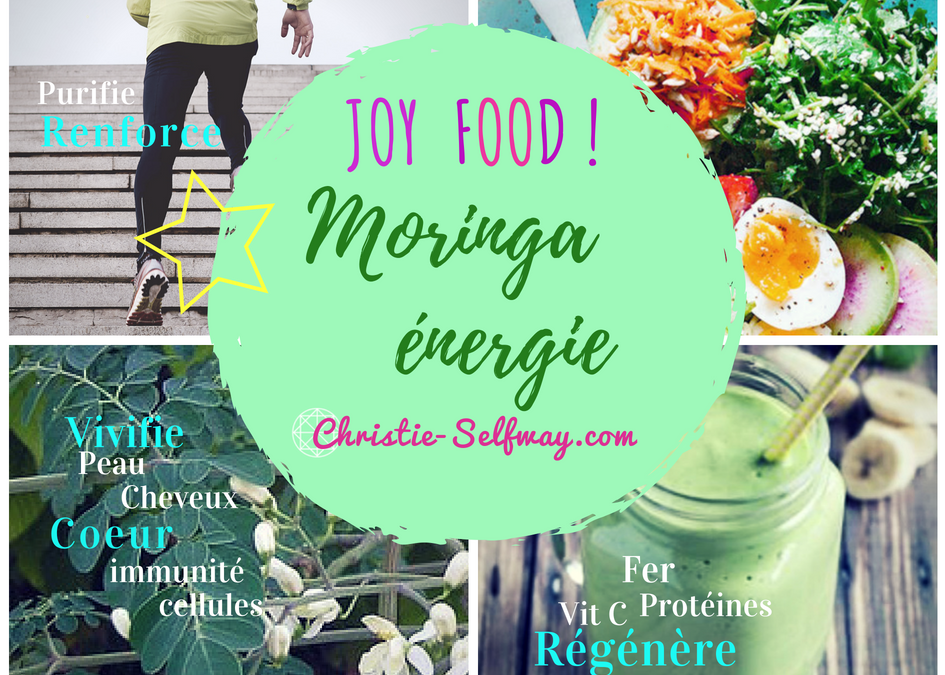 Moringa énergie – Joy Food !